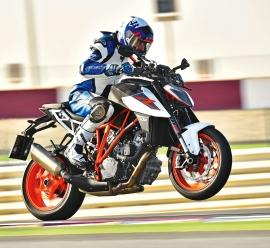 KTM 1290 Super Duke R - bestia
