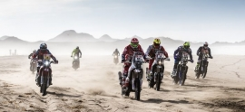 Dakar 2018: lider do domu!
