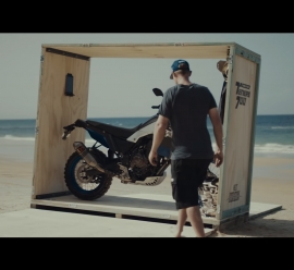 Yamaha Tenere 700 World Raid - test na 4 kontynentach [FILM]