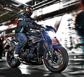 Test: Triumph Speed Triple RS