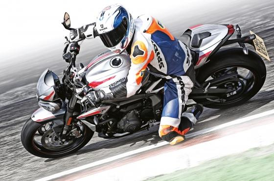 Triumph Street Triple RS - Legenda wysp