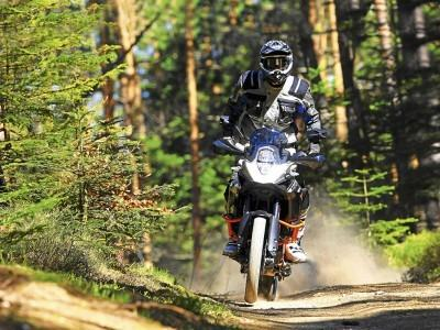 KTM 1190 Adventure R: Racing & rozróba