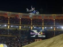 Red Bull X-Fighters w Madrycie