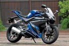 <p><strong>Yamaha</strong> YZF-R 125</p>