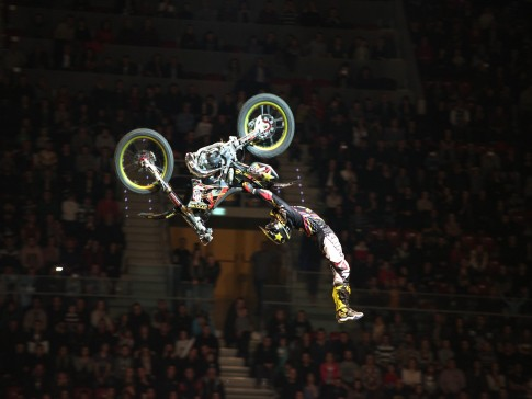 Night of the Jumps 2015, Sofia, MŚ we Freestyle MX