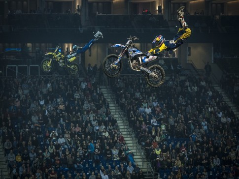 Night of the Jumps Berlin 2015