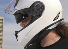 Test kasku integralnego Schuberth S2
