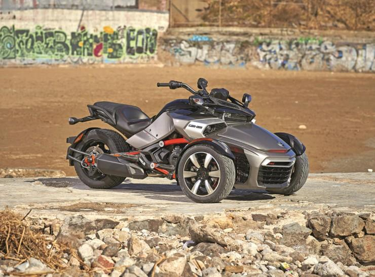 Can-Am Spider F3