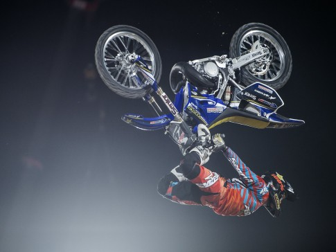 Red Bull X+fighters