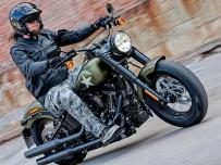 Test Harley-Davidson Softail Slim S
