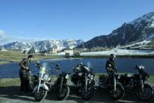 H-D Experience Ride 2016 Road to Switzerland