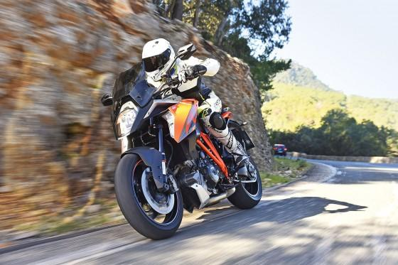 KTM 1290 Super Duke GT - raport z jazdy