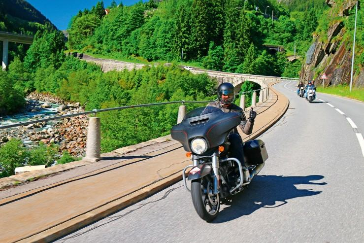 Harley-Davidson Grand Tour of Switzerland
