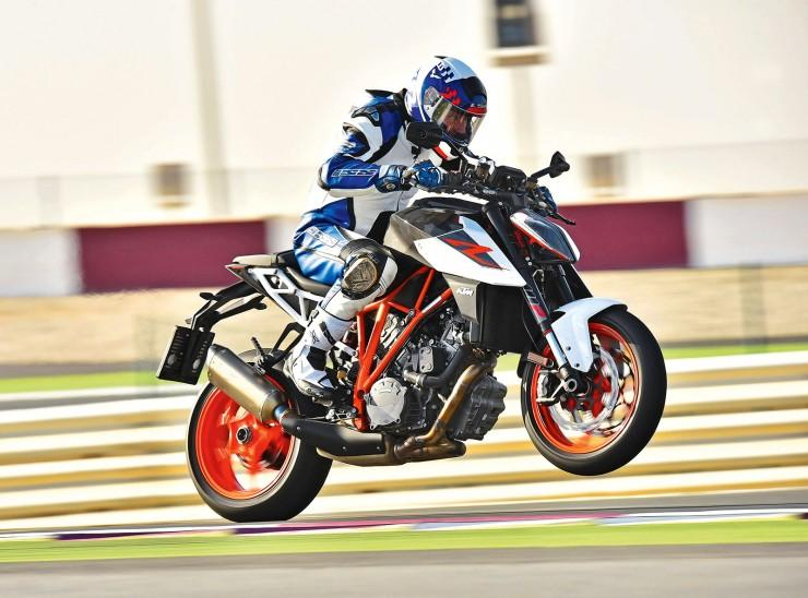 KTM 1290 Super Adventure R - test