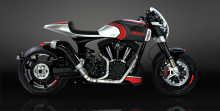 Keanu Reeves i jego Arch Motorcycles