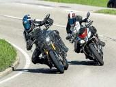 Aprilia Tuono V4 1100 Factory VS Yamaha MT-10 SP