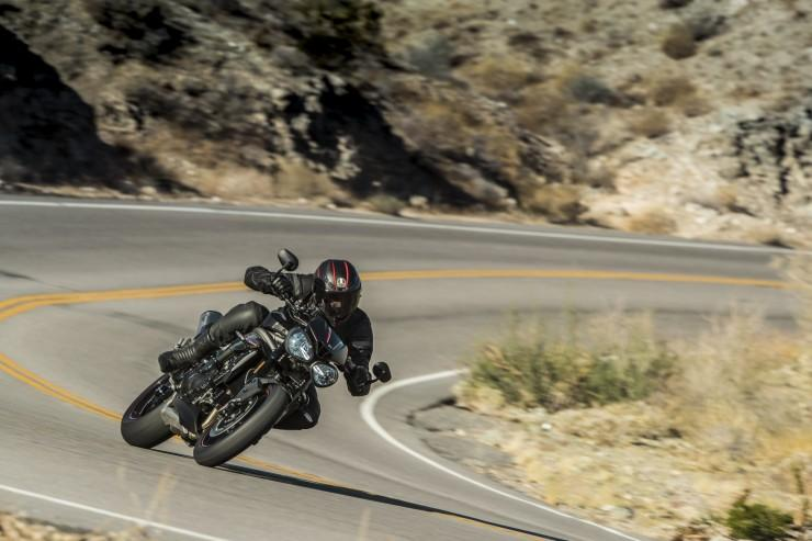 Triumph Speed Triple S i RS 2018
