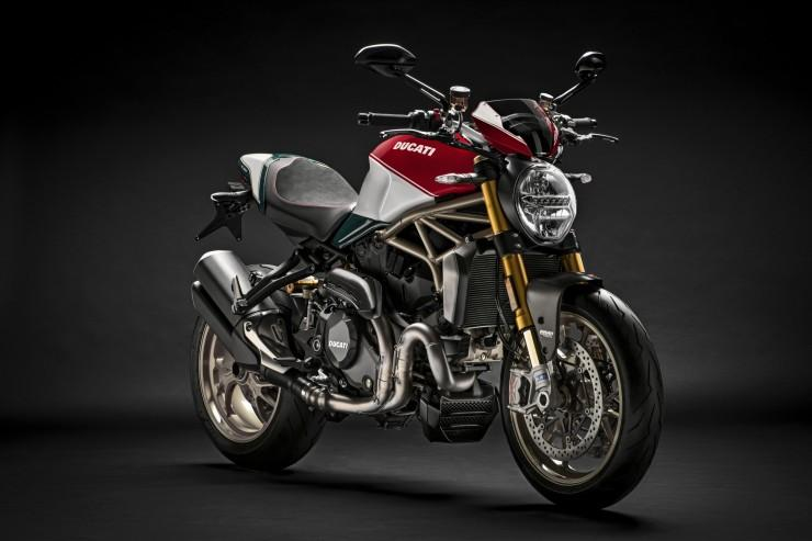 Ducati Monster 1200 25 Anniversary