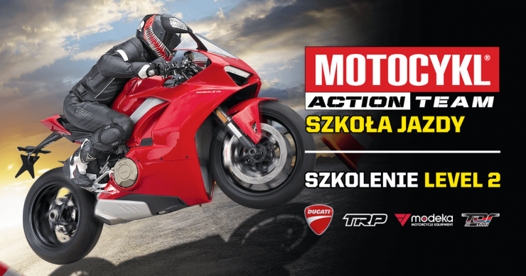 Motocykl Action Team - Level 2