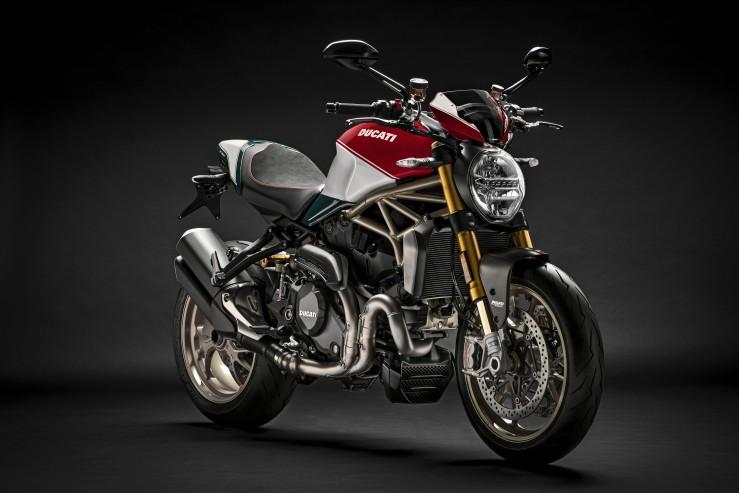 Ducati Monster 1200 R 25th Anniversary