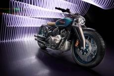 Royal Enfield Concept KX V-Twin