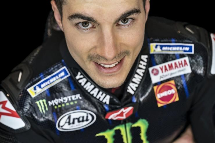 Monster Yamaha Team MotoGP / Maverick Vinales