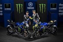 MotoGP: Monster Yamaha Team - Rossi i Vinales w nowych barwach
