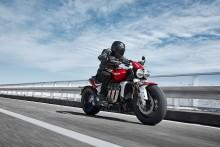 Rocket 3 R/GT 2019 - nowy power cruiser Triumpha