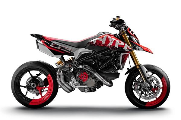 Wygraj Ducati Hypermotard