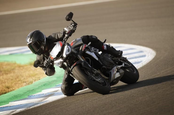 Triumph Street Triple RS 2020