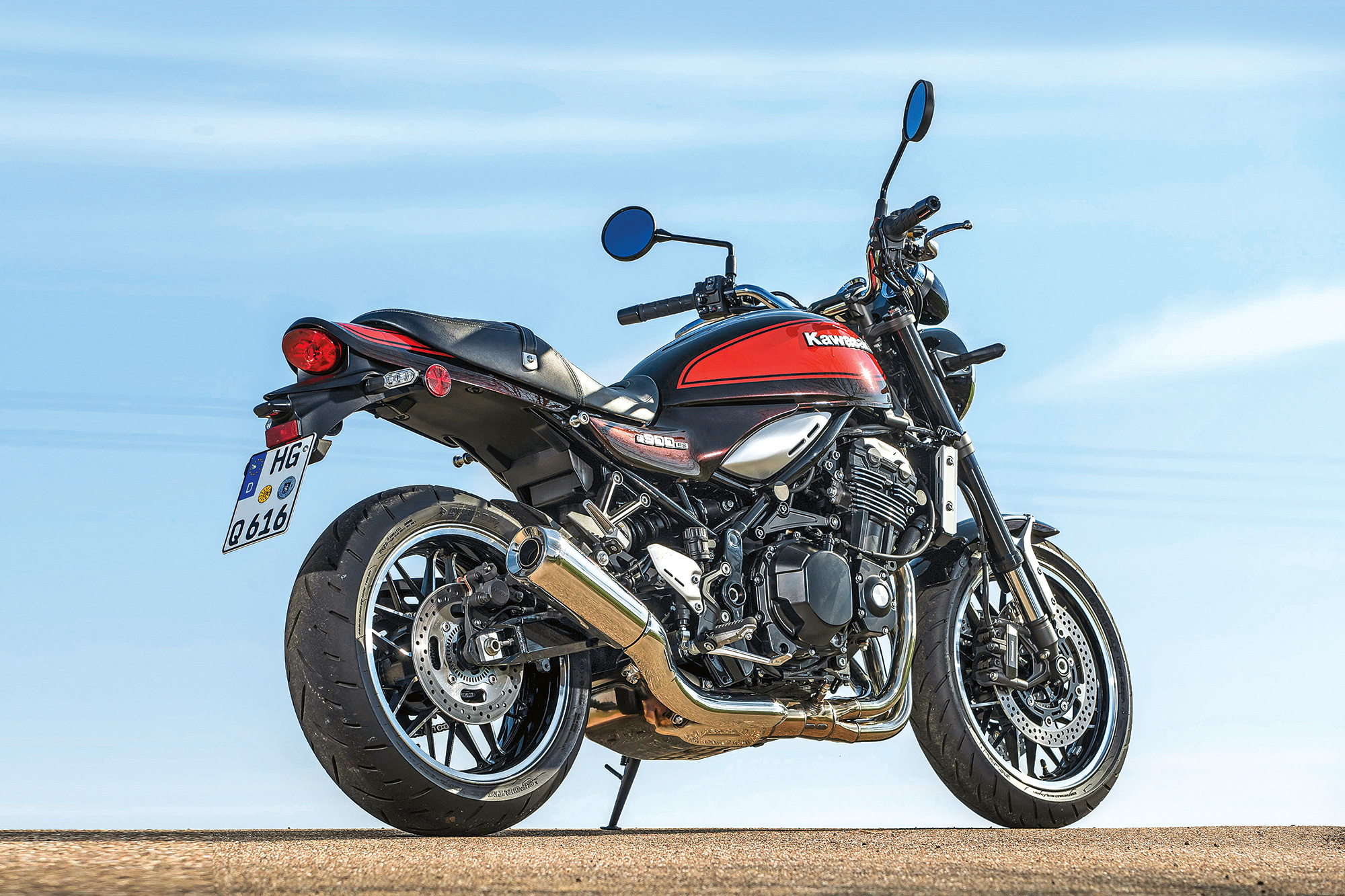 2018 Kawasaki Z900RS: Retro styled version of the naked to