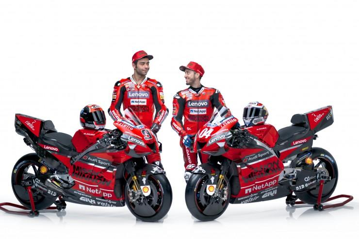 Mission Winnow Ducati Team 2020