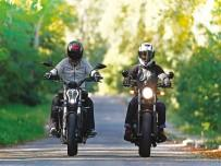 Honda CMX 500 Rebel vs Benelli 502 C - test