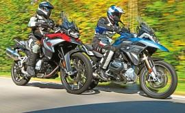 BMW F 850 GS vs BMW R 1250 GS