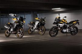 BMW F 750 GS oraz F 850 GS/Adventure  Edition 40 Years GS