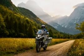 BMW R 1250 GS / Adventure z kuframi