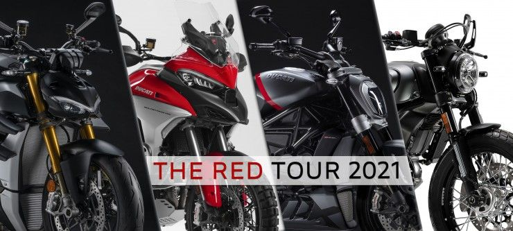 Ducati The Red Tour