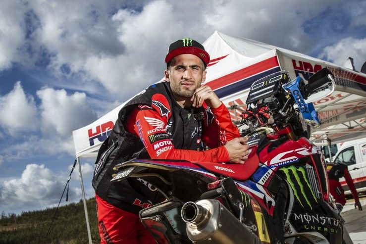 Dakar 2021: Monster Energy Honda Team