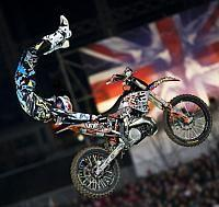 Red Bull X-Fighters Londyn