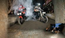 Triumph Street Triple vs. Triumph Speed Triple 2008