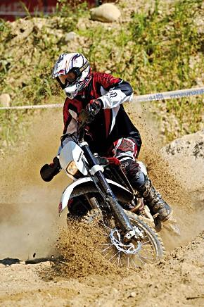 Dirt Zone - Husqvarna TE 310