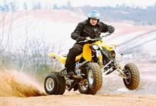 Dirt Zone - Can-Am DS 450
