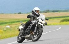 Triumph Tiger 800 XC – test