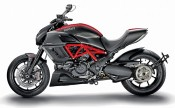 Diavel Carbon Carbon Red