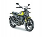 Scrambler Icon/Classic/Full Throttle
